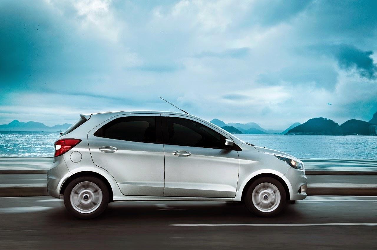 Novo Ford Ka - www.phenomveiculos.com