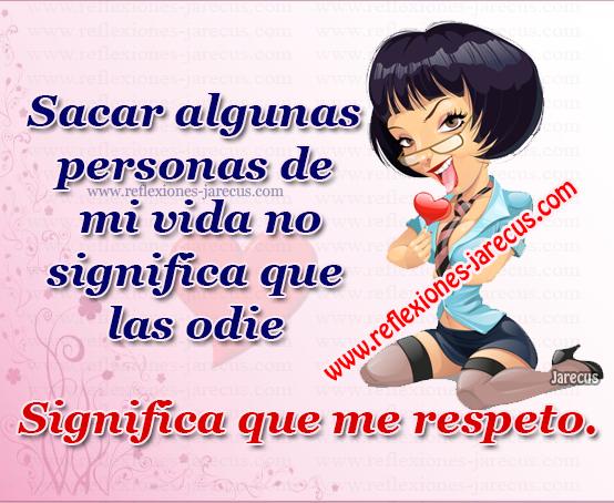 Frases de respeto,