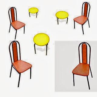 Кроме стульев еще и другая мебель