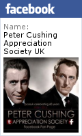 PETER CUSHING APPRECIATION SOCIETY