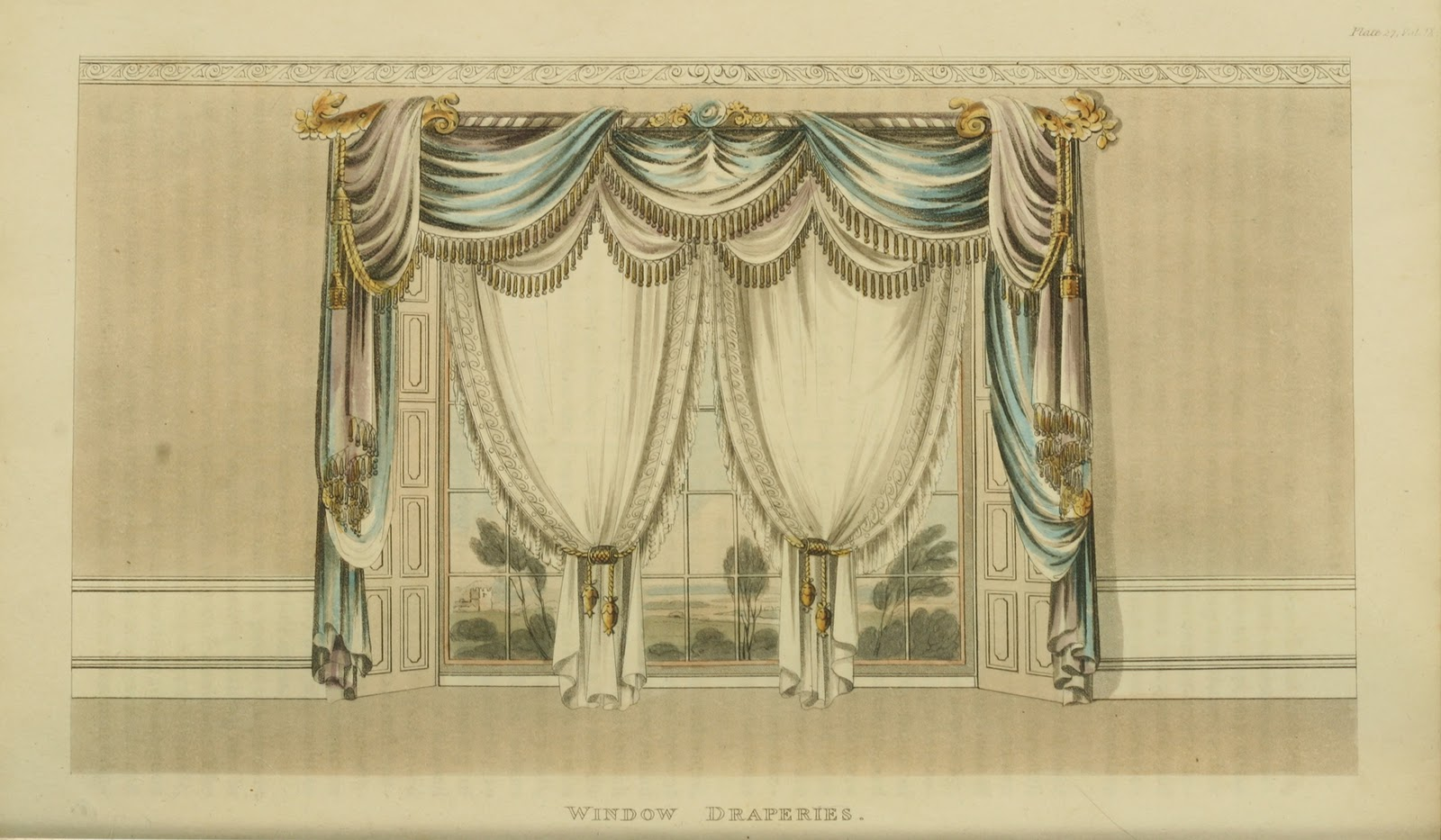 Image Result For Swag Curtains