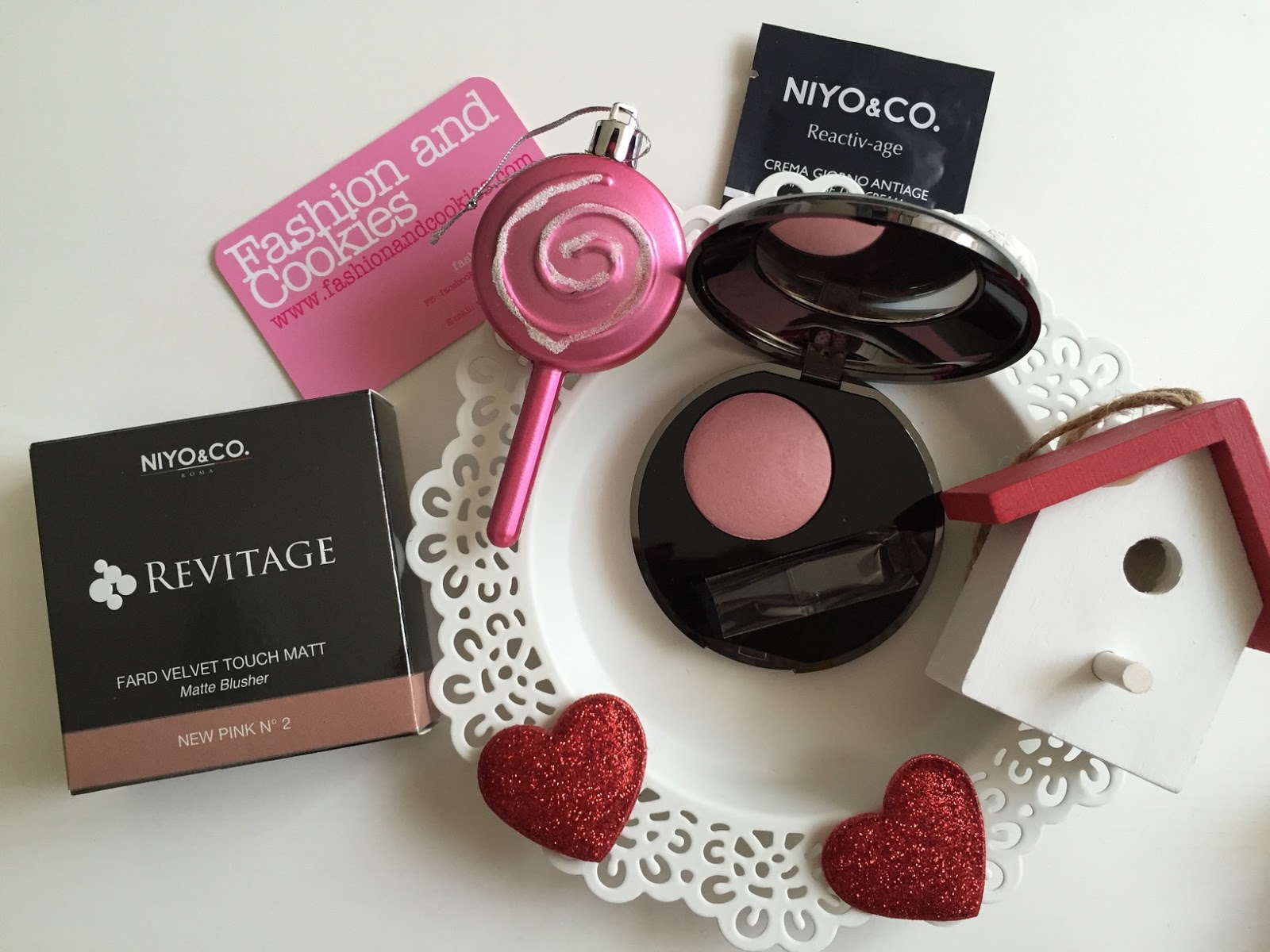 Niyo&Co. italian beauty makeup haul on  Fashion and Cookies beauty blog, beauty blogger