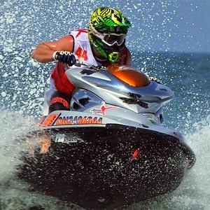 AquaX jet ski race series