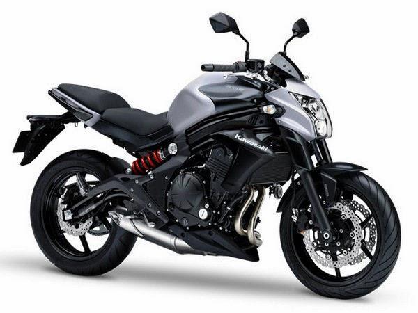 2014 New Kawasaki ER-6N Review