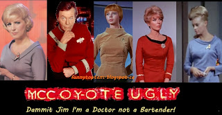 Mccoyote ugly Star Trek Movie Parodies