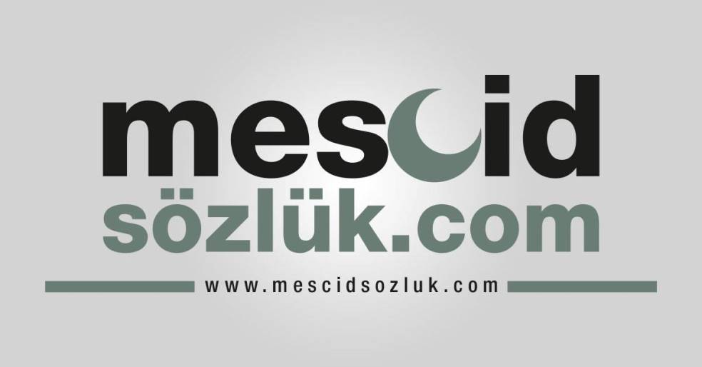 Mescid Sözlük