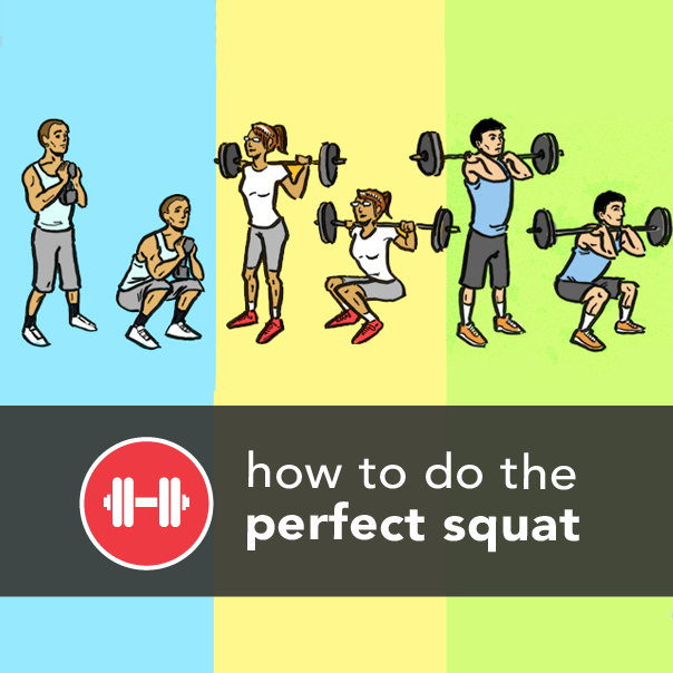 Stop Squatting In Running Shoes