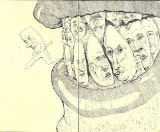 ammon_perry_tooth_illustration_dentist_moleskin_exchange_pen_ink_draw_drawing
