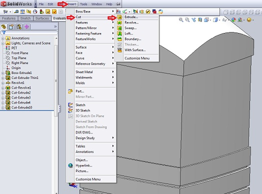 how to set tolerance in solidworks