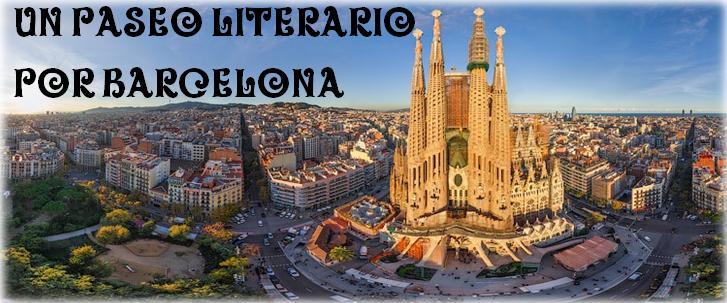 Un camino literario por Barcelona