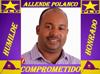 ALLENDE POLANCO COMPROMETIDO CON LA COMUNIDAD