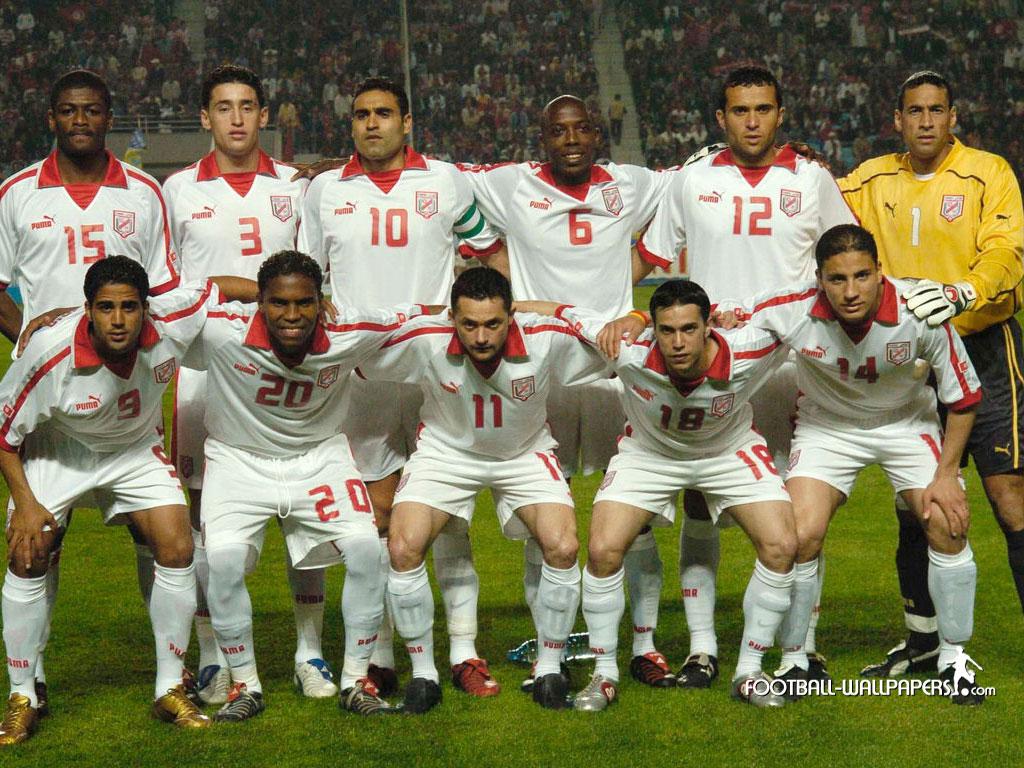 Resultado de imagem para seleção da tunísia santos