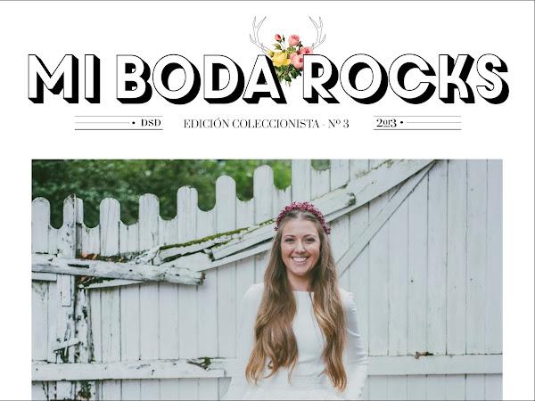 Pre-Order Mi Boda Rocks Magazine Edición Coleccionista
