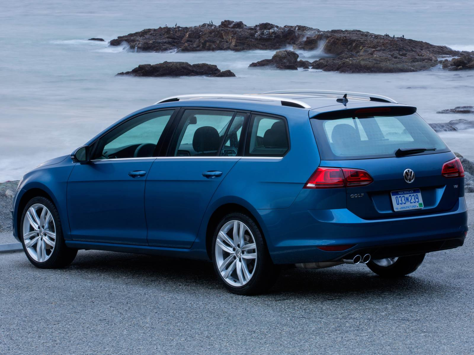 VW Golf Sportwagen 2015