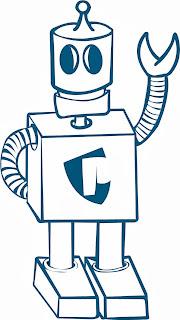 Robowps - O mascote da Piovezam Soluções Web