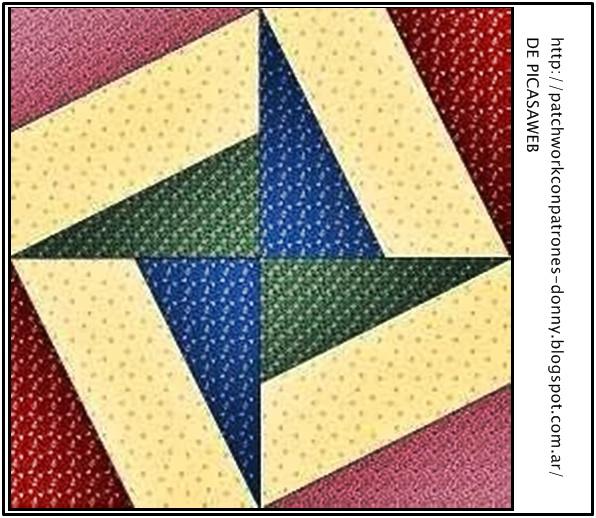 Patrones de colchas de patchwork gratis car interior design - Patrones para colchas de patchwork ...