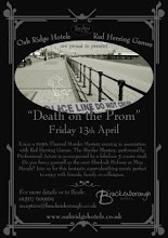 Upcoming murder mystery event: <br>