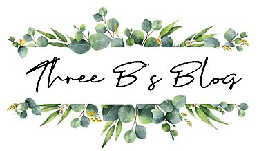 Three B's Blog
