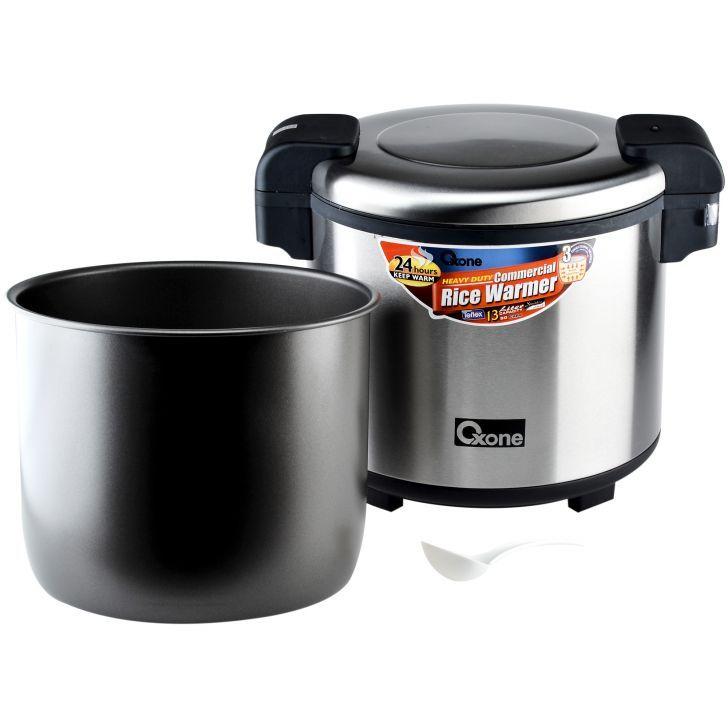 OX 189 Pemasak Nasi Rice Cooker Jumbo Oxone 54Lt