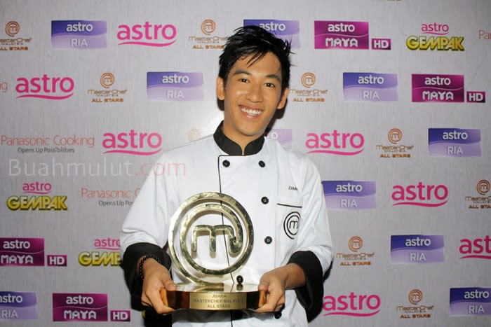 Zamir MASTERCHEF ALL STARS