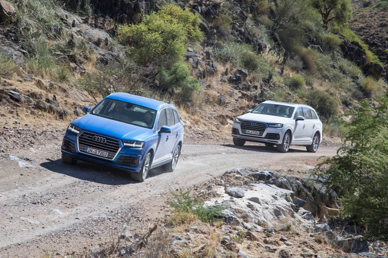 Novo Audi Q7 2016