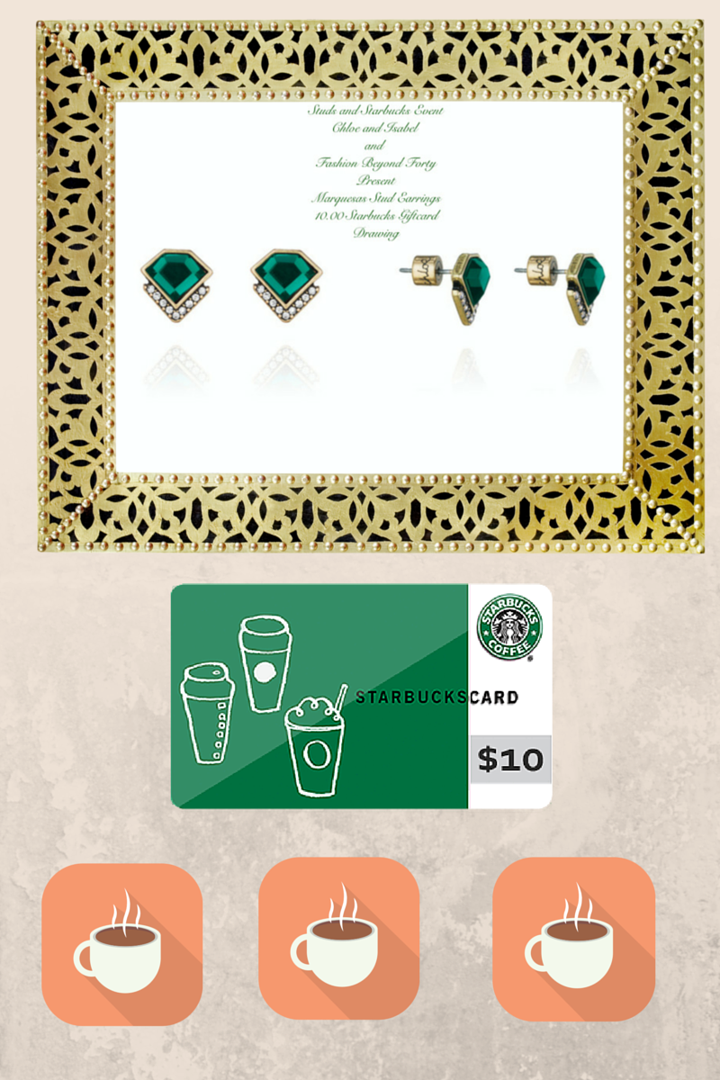 Studs and Starbucks a Chloe and Isabel Giveaway Event!