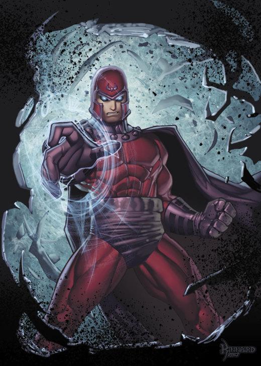 Magneto Pissed por RyanKinnaird