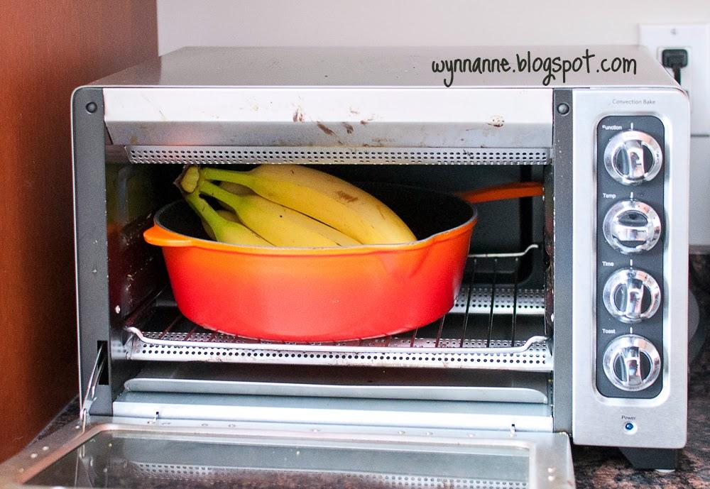 Le Creuset skillet in countertop oven   Wynn Anne's Meanderings