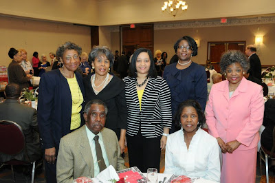 Women of Influence luncheon group photo