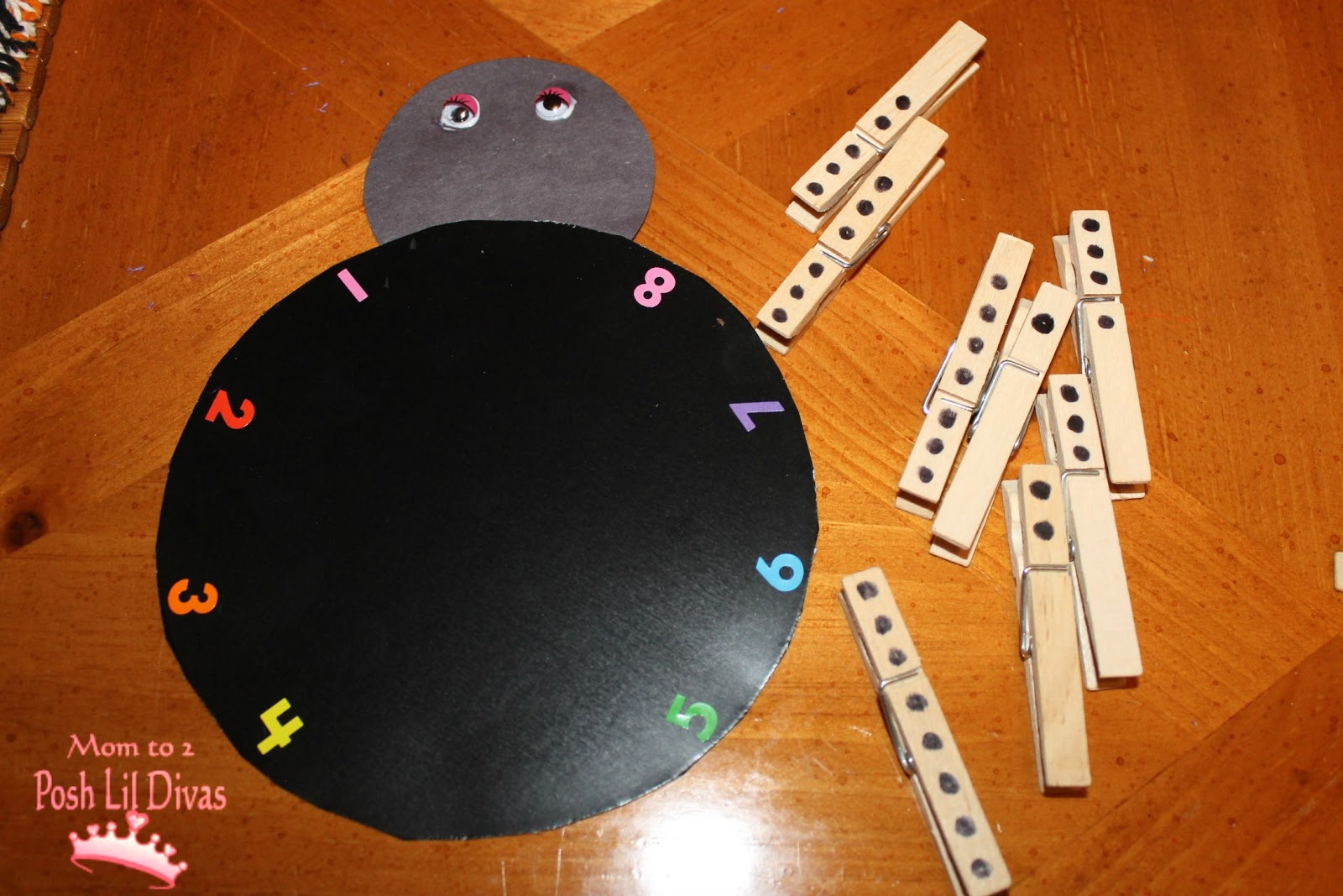 Patterns for Spider crafts for preschoolers