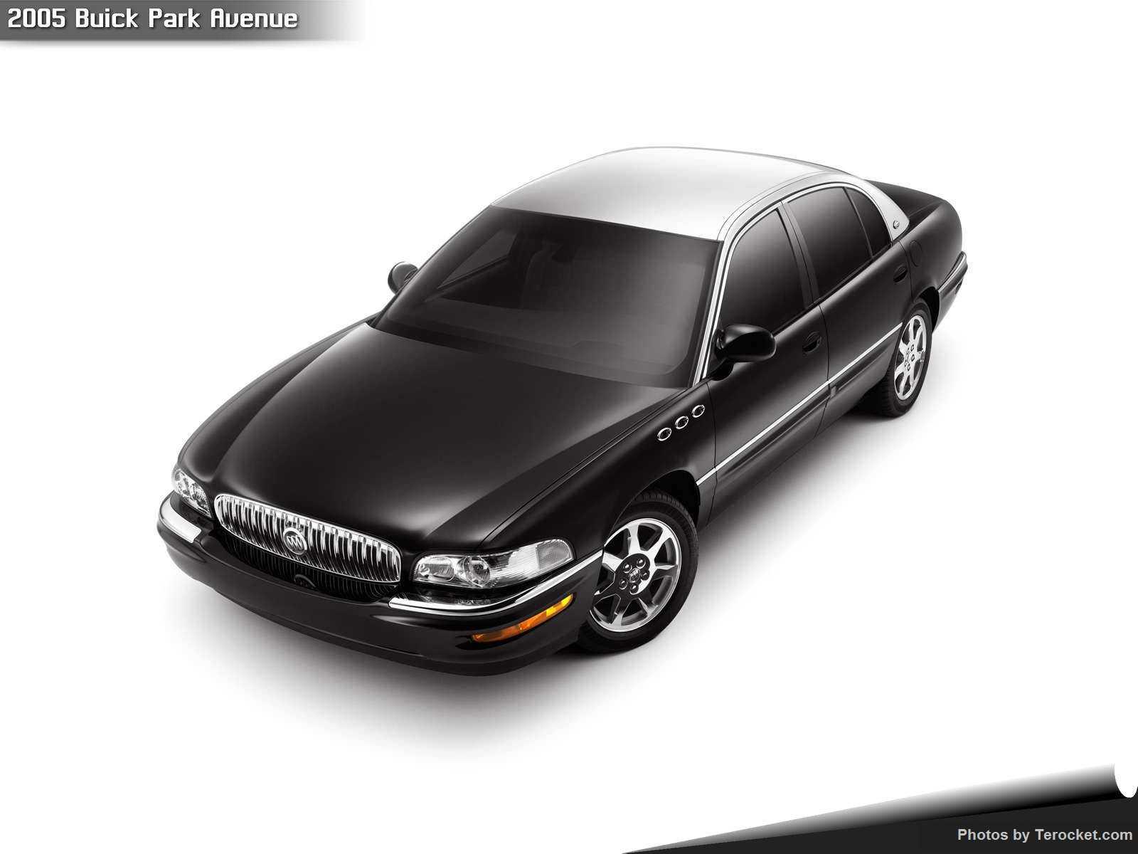 Hình ảnh xe ô tô Buick Park Avenue 2005 & nội ngoại thất