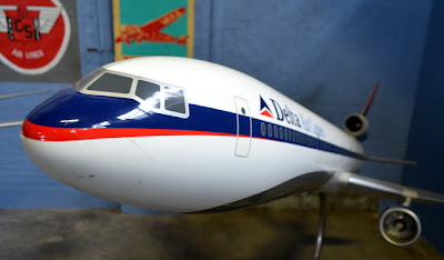 The Delta Heritage Museum, Hangar 1, Delta Aircraft Model