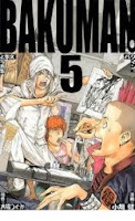 Bakuman 5,Tsugumi Ōba, Takeshi Obata,Norma Editorial  tienda de comics en México distrito federal, venta de comics en México df
