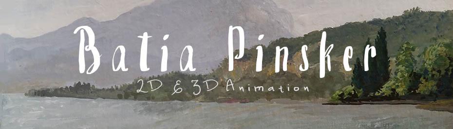 Batia Pinsker's Art