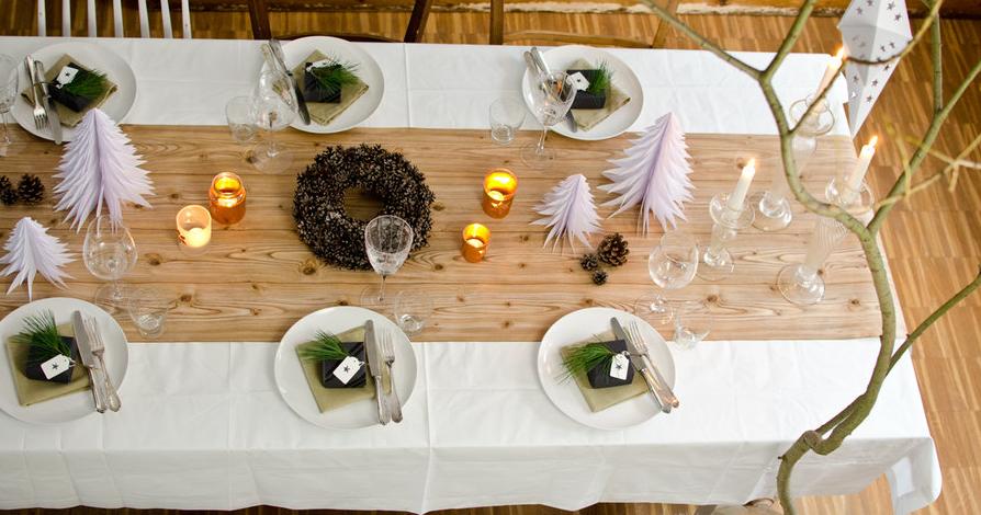 La decoraci n de mis mesas for Decoracion 31 de diciembre