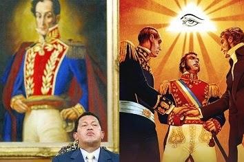 Hugo Chavez es un Mason: