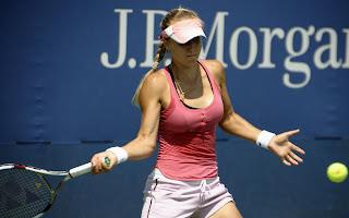 Elena Vesnina Tennis Wallpaper