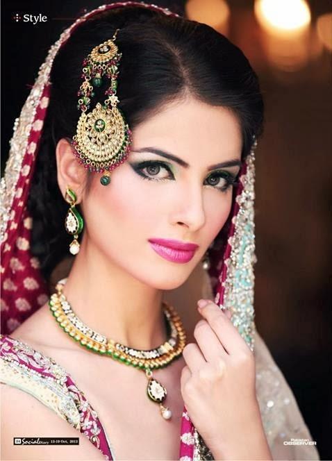 Asian Bridal New Makeup Look