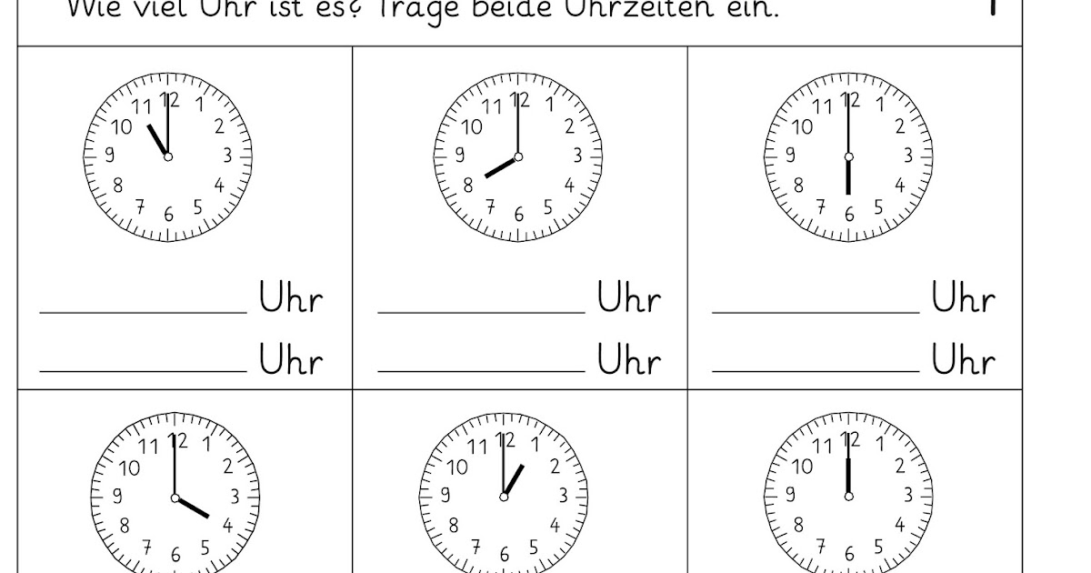 Arbeitsblatt Uhrzeit Klasse : Bis wieviel uhr liefert hermes spedition oharek tracking