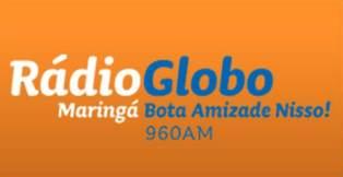 Rádio Globo AM de Maringá PR ao vivo