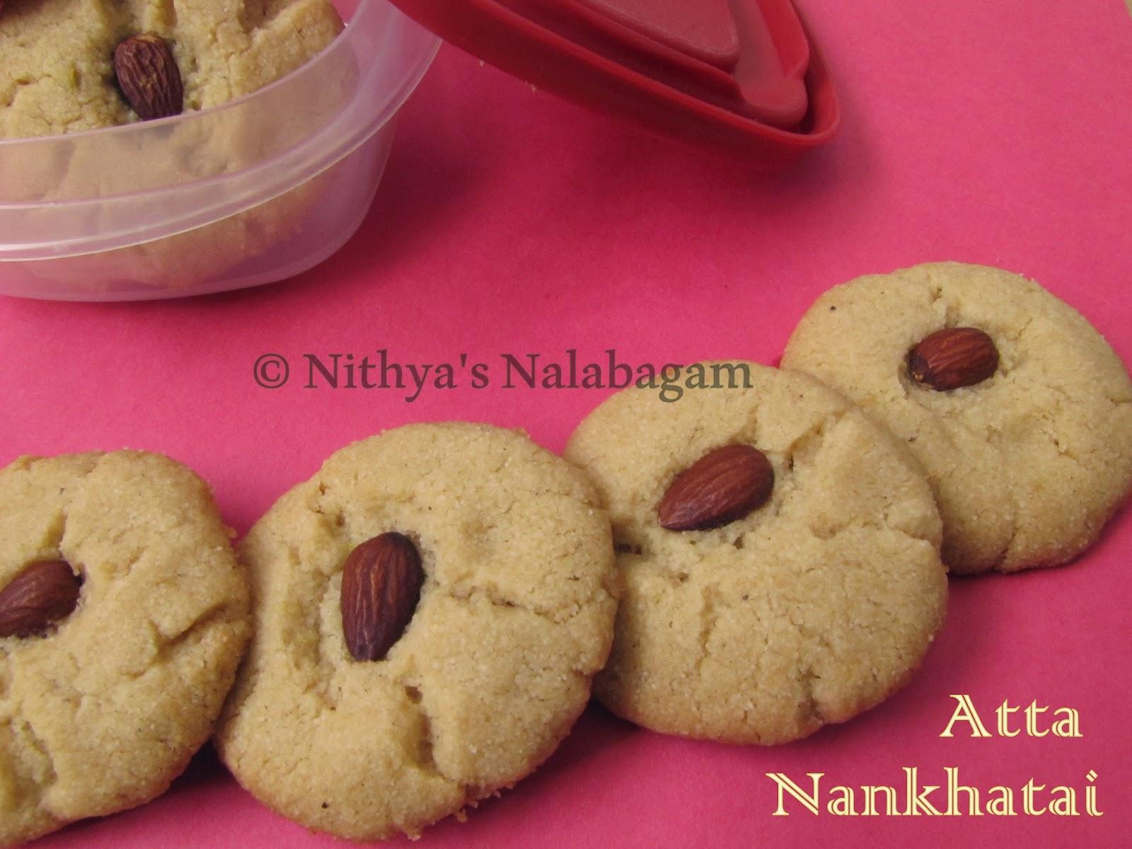 Atta Biscuits | Atta Nankhatai
