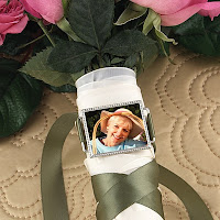 Wedding Bouquet Photo Buckle Memory Charm