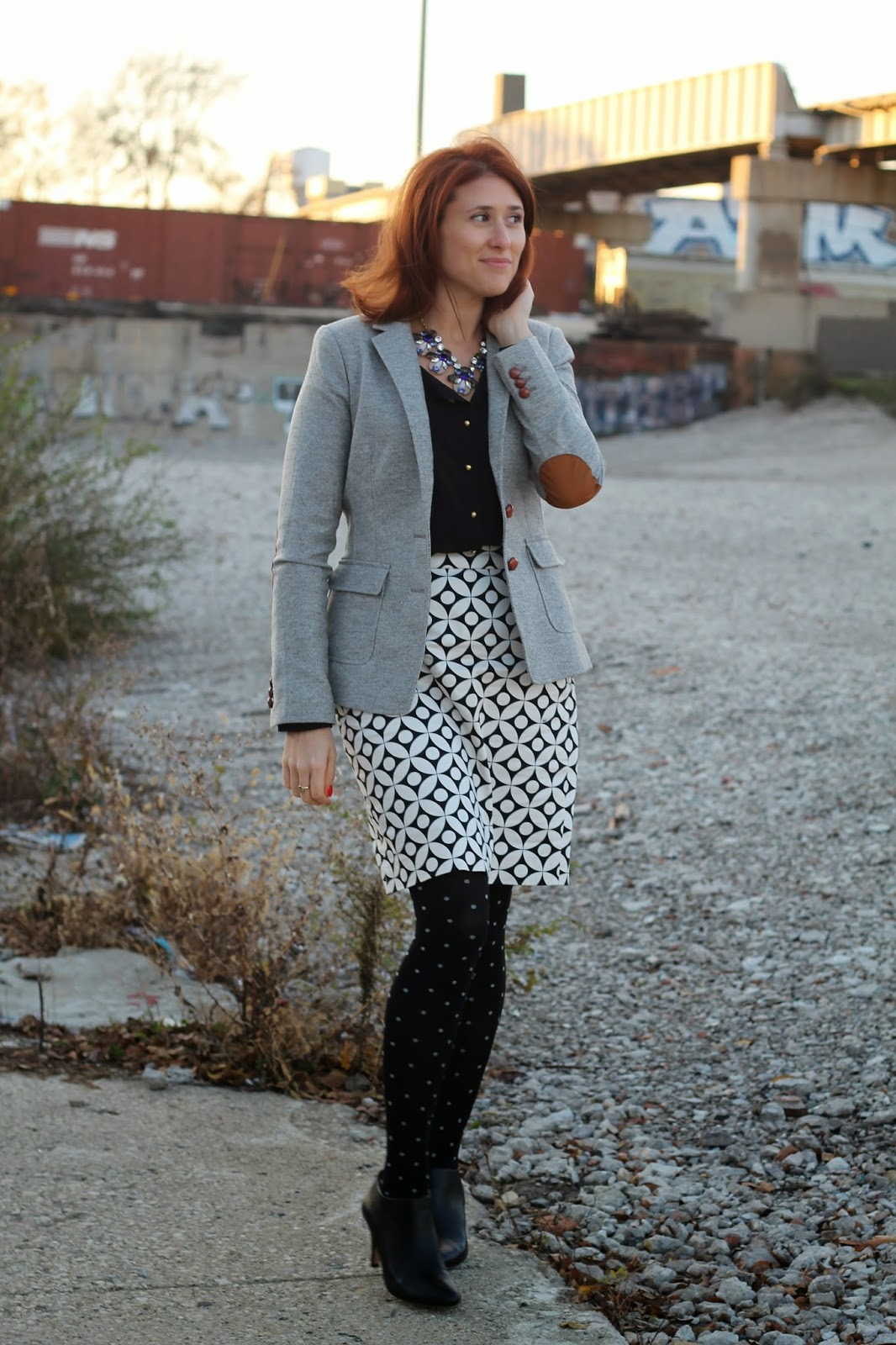 banana, republic, blazer, j, crew, pencil, skirt
