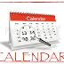 الحصول على التقويم السنوي (Calendar) مجانا إلى غاية باب المنزل