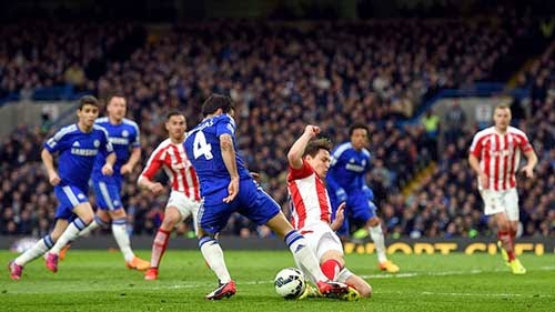 Video Full Match Chelsea vs Stoke City 2-1 Premier League Matchday 31