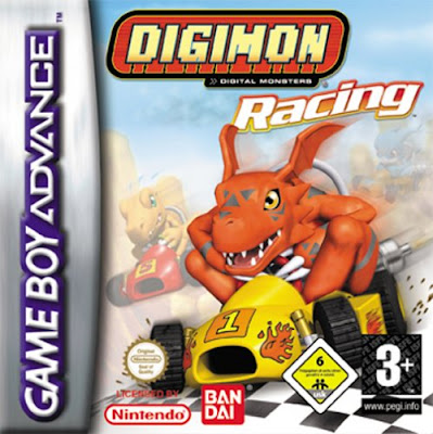 Download Digimon Racing(English) Gameboy Advanced