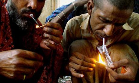 drug addiction worldwide