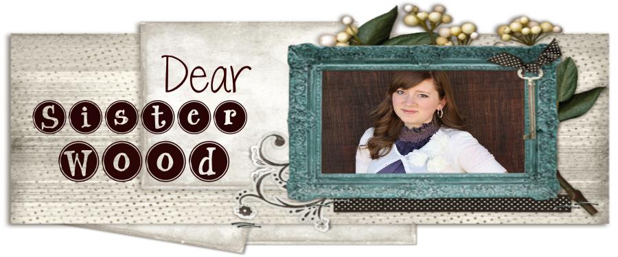 Dear Sister Wood