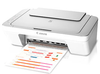 Canon Pixma Mg2470 Printer Driver