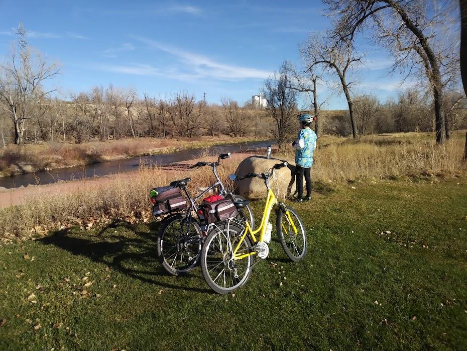 B.J. and Jo Ondo's Bicycle Blog